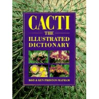 Cacti, The Illustrated Dictionary