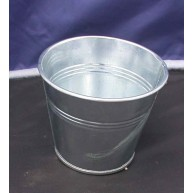 Galvanised bucket 9cm