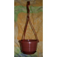 hanging pot12.5cm (5inch) with hanger