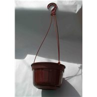 hanging pot14cm ( 5 1/2 inch with hanger