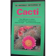 The MacDonald Encyclopedia of Cacti (Used)