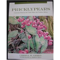 Pricklypears: Commonly found in the United States and Northern Mexico (Like New)
