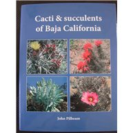Cacti and succulents of Baja California (Used: Good)