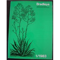 Bradleya: Year book of the British Cactus and Succulent Society (Used)