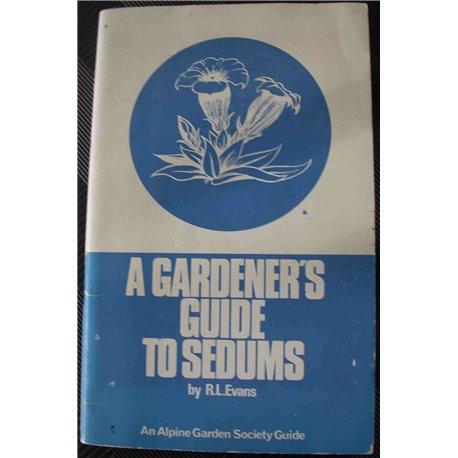 A Gardener's Guide to Sedums: An Alpine Garden Society Guide