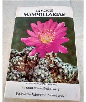 Choice Mammillarias Brian Fearn