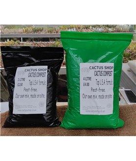 Cactus Shop Cactus Compost